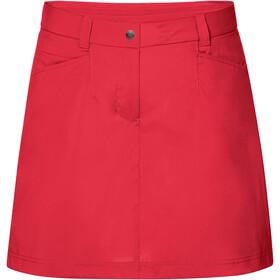 Jack Wolfskin Sonora Skort Dames, tulip red